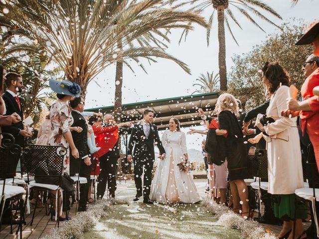 La boda de Jorge y Marta en Málaga, Málaga 94