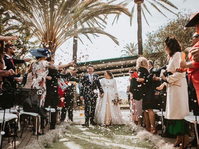 La boda de Jorge y Marta en Málaga, Málaga 95