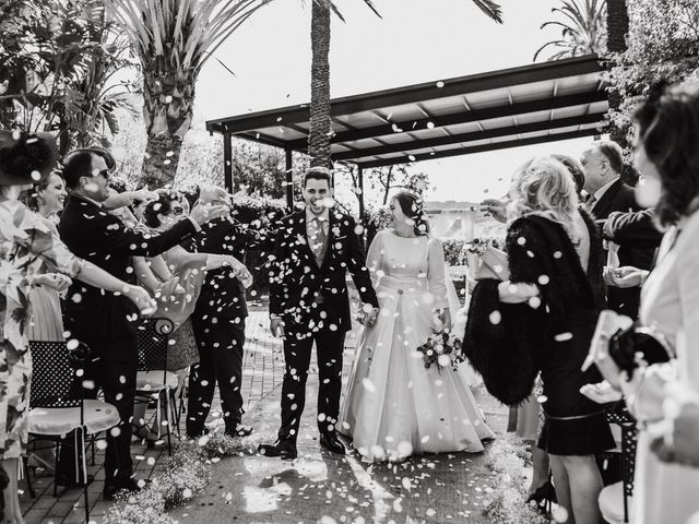 La boda de Jorge y Marta en Málaga, Málaga 97