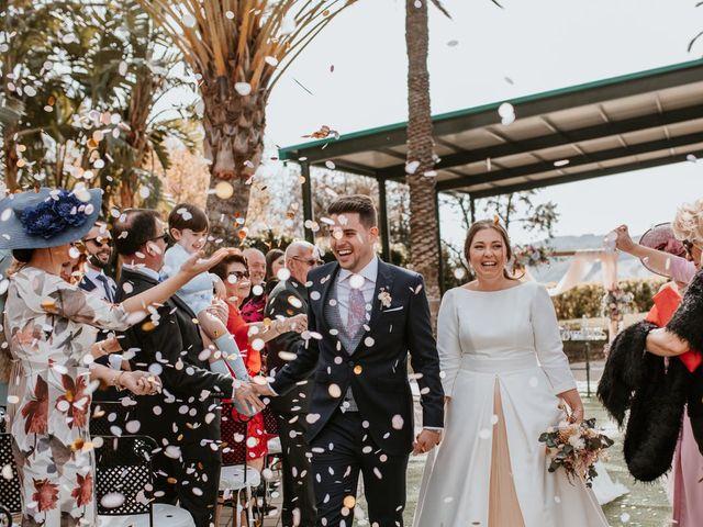 La boda de Jorge y Marta en Málaga, Málaga 100