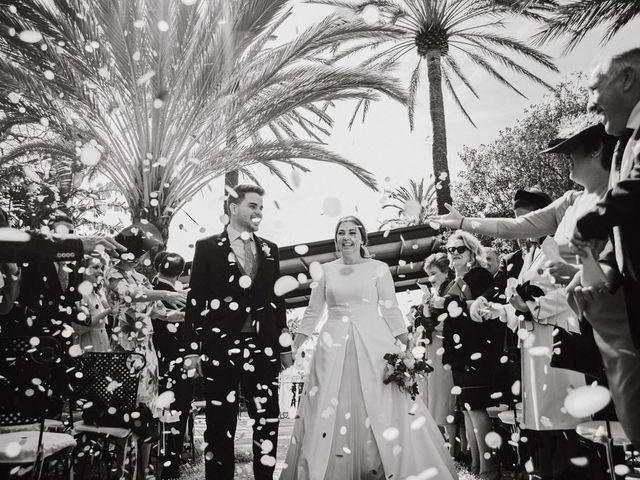 La boda de Jorge y Marta en Málaga, Málaga 101