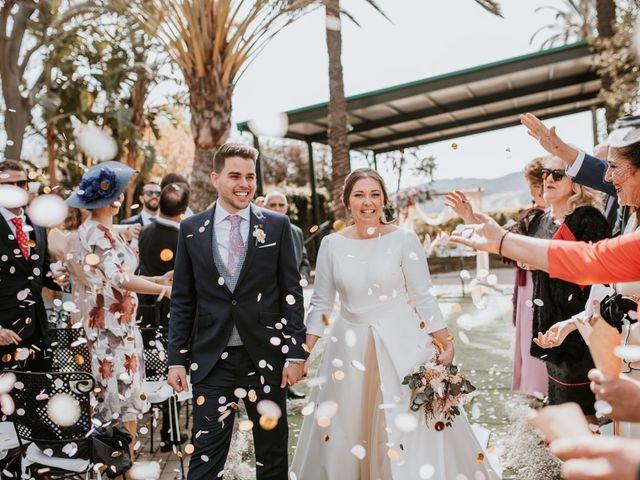 La boda de Jorge y Marta en Málaga, Málaga 102