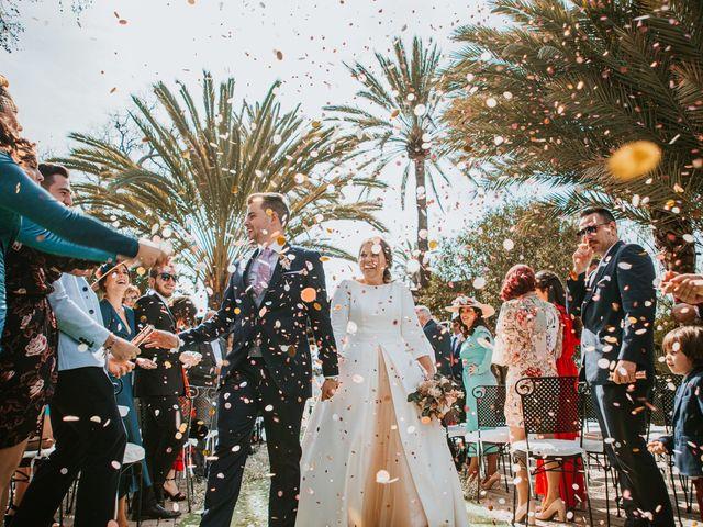 La boda de Jorge y Marta en Málaga, Málaga 103