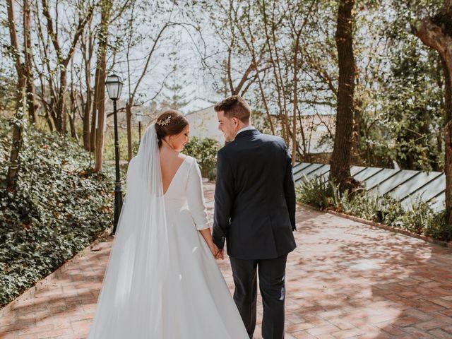 La boda de Jorge y Marta en Málaga, Málaga 135
