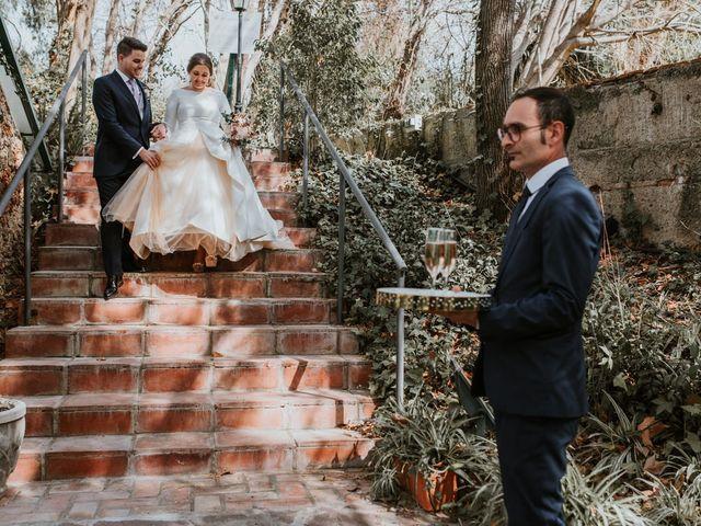 La boda de Jorge y Marta en Málaga, Málaga 144