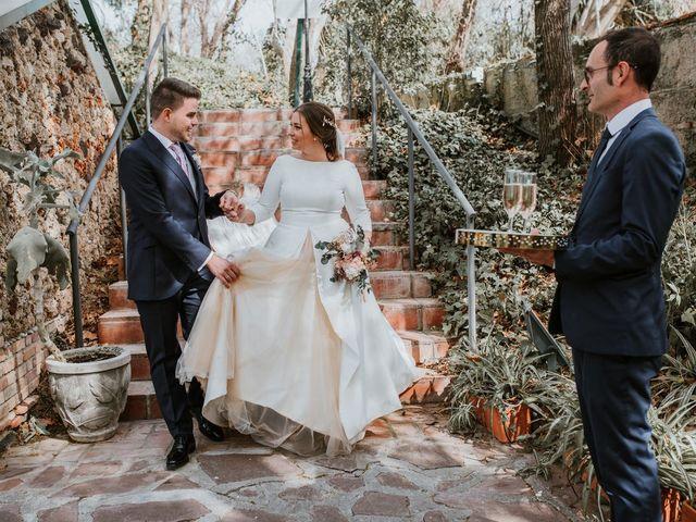 La boda de Jorge y Marta en Málaga, Málaga 145