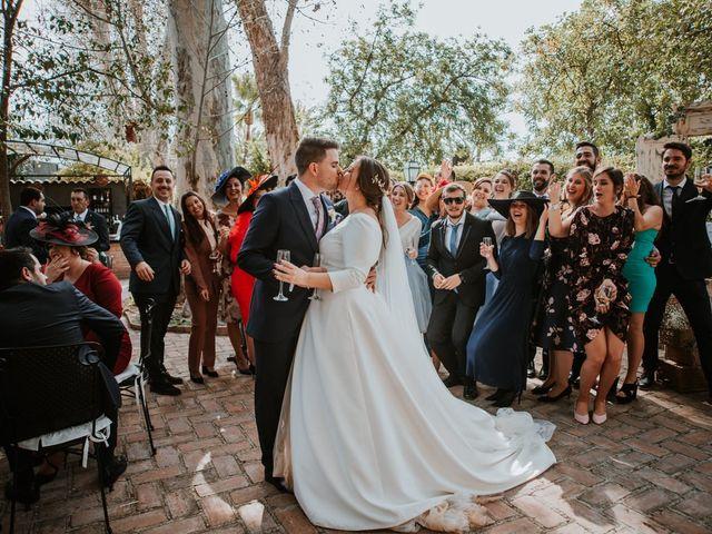 La boda de Jorge y Marta en Málaga, Málaga 163