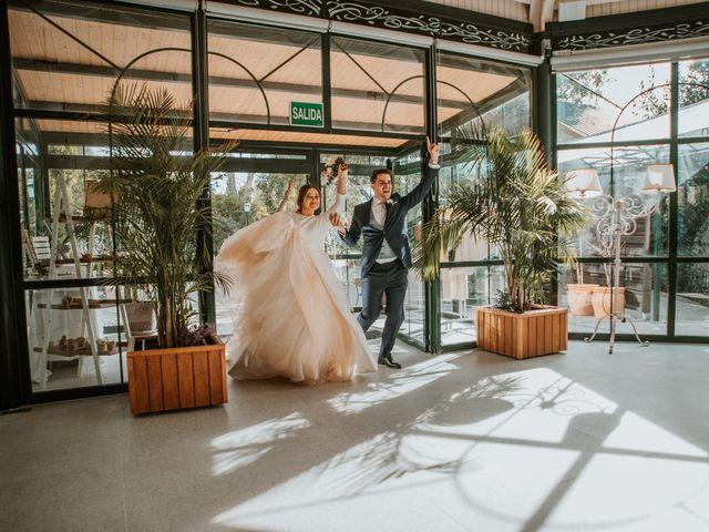 La boda de Jorge y Marta en Málaga, Málaga 186