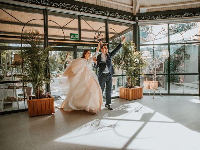 La boda de Jorge y Marta en Málaga, Málaga 187