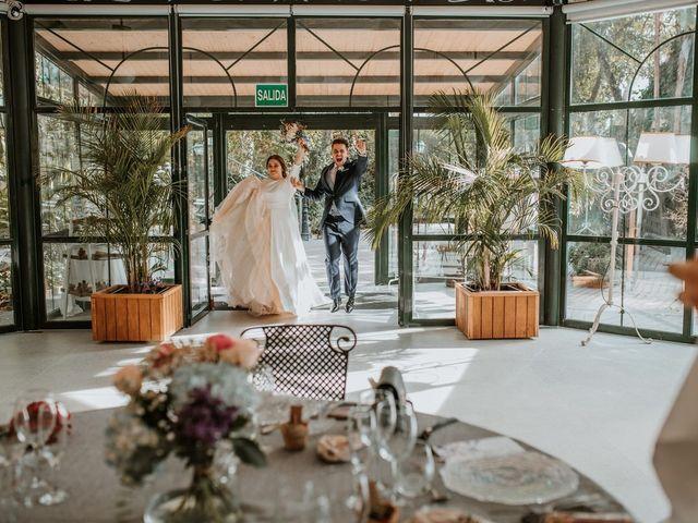 La boda de Jorge y Marta en Málaga, Málaga 188