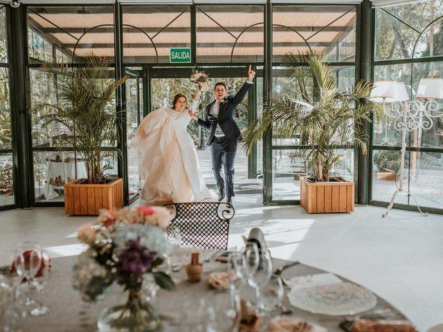 La boda de Jorge y Marta en Málaga, Málaga 189