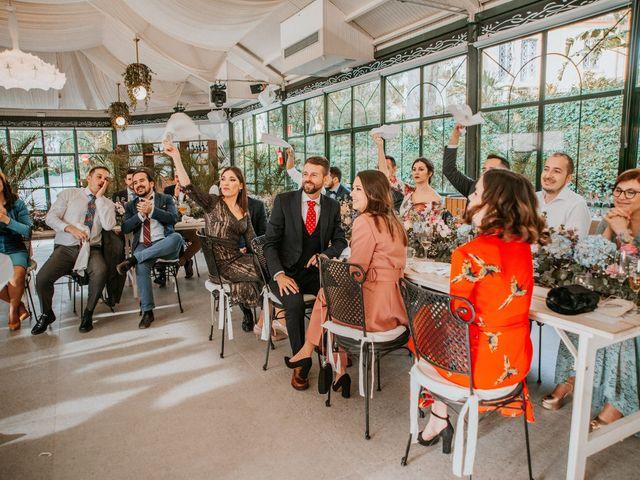 La boda de Jorge y Marta en Málaga, Málaga 204