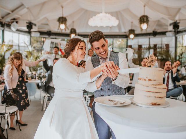 La boda de Jorge y Marta en Málaga, Málaga 205
