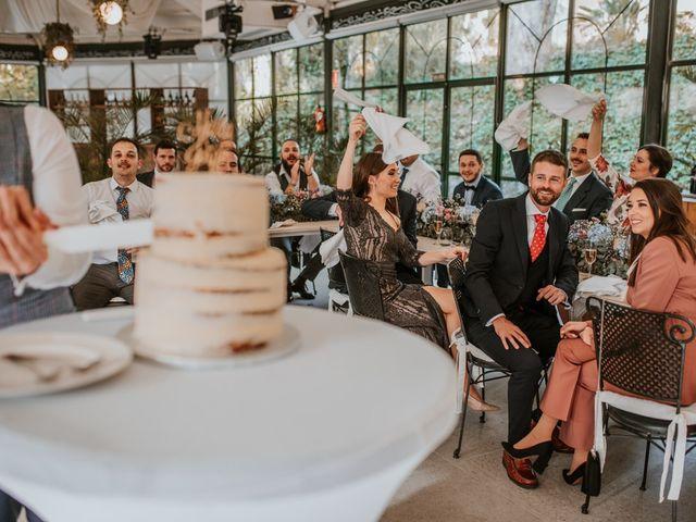 La boda de Jorge y Marta en Málaga, Málaga 206