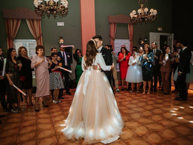 La boda de Jorge y Marta en Málaga, Málaga 220