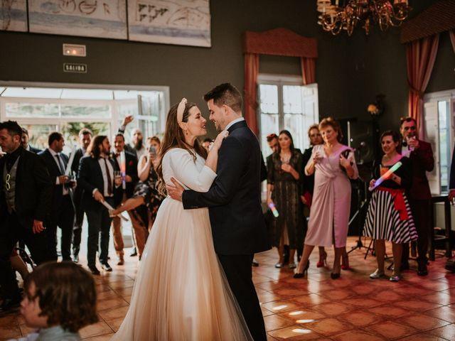 La boda de Jorge y Marta en Málaga, Málaga 223