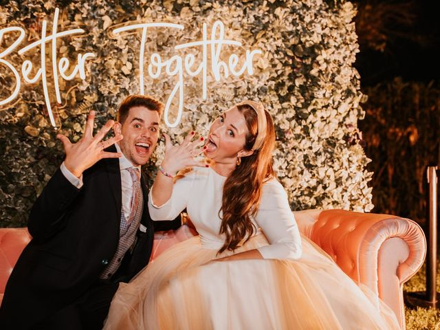 La boda de Jorge y Marta en Málaga, Málaga 242