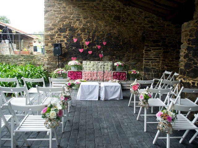 La boda de Pablo y Lorena en Cambre, A Coruña 2