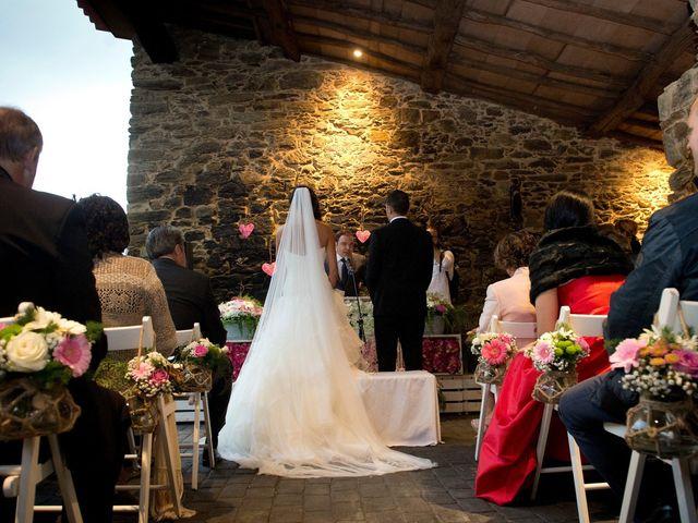 La boda de Pablo y Lorena en Cambre, A Coruña 9