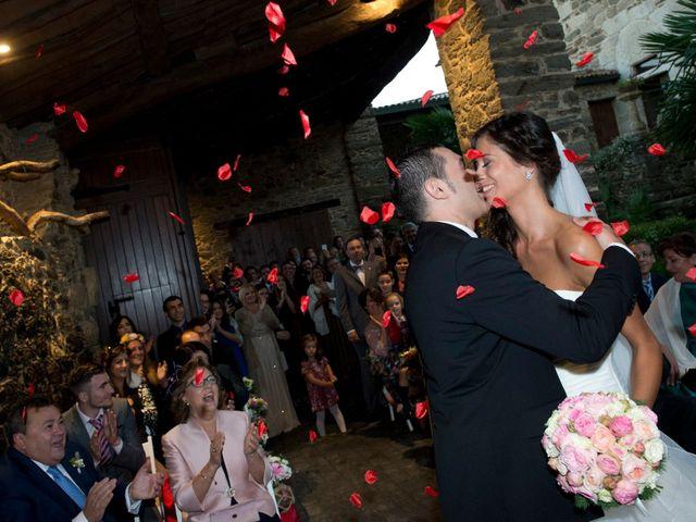 La boda de Pablo y Lorena en Cambre, A Coruña 12
