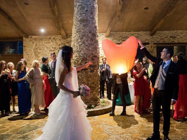 La boda de Pablo y Lorena en Cambre, A Coruña 16