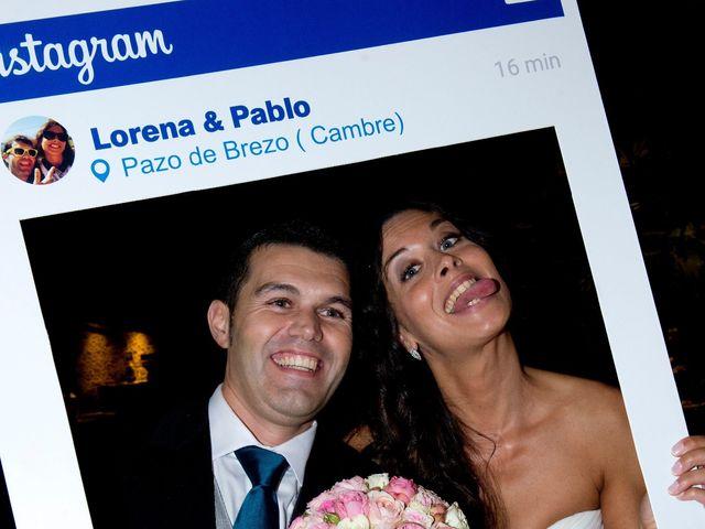 La boda de Pablo y Lorena en Cambre, A Coruña 18