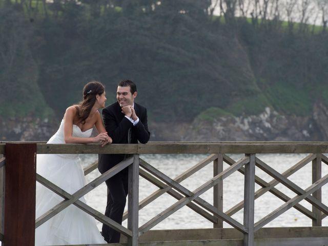 La boda de Pablo y Lorena en Cambre, A Coruña 20