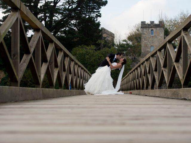 La boda de Pablo y Lorena en Cambre, A Coruña 22