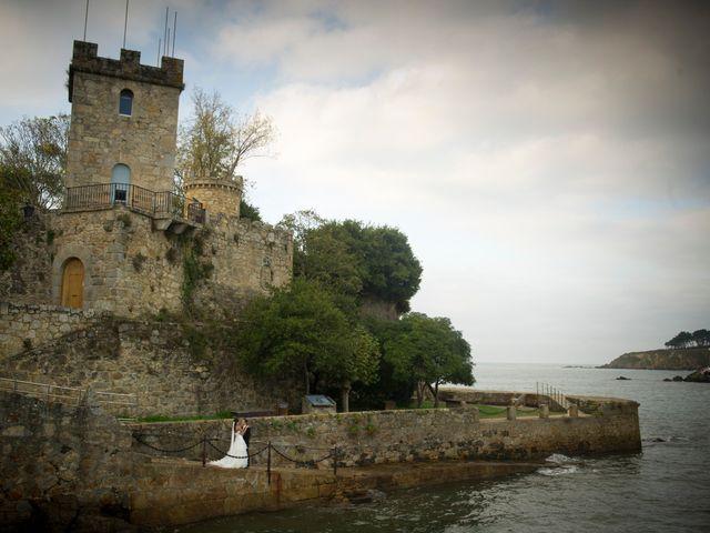 La boda de Pablo y Lorena en Cambre, A Coruña 23