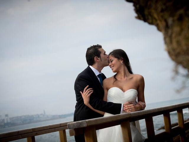 La boda de Pablo y Lorena en Cambre, A Coruña 24