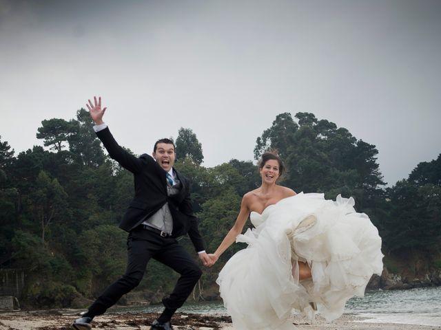 La boda de Pablo y Lorena en Cambre, A Coruña 25