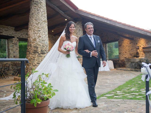 La boda de Pablo y Lorena en Cambre, A Coruña 7