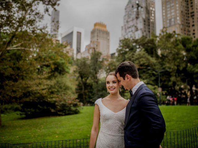 La boda de Nacho y Giulia