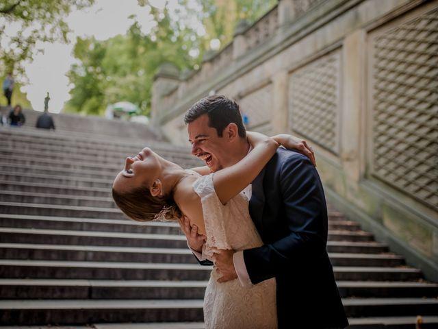 La boda de Giulia y Nacho en Valencia, Valencia 17