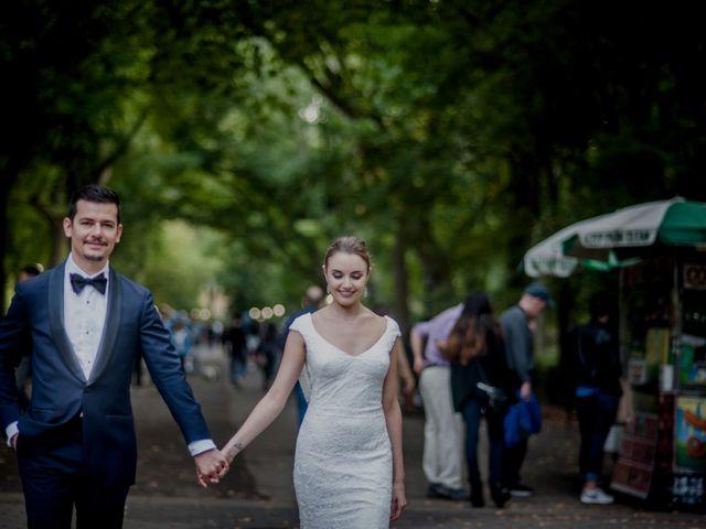 La boda de Giulia y Nacho en Valencia, Valencia 58