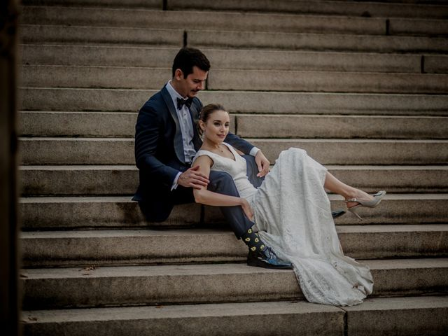La boda de Giulia y Nacho en Valencia, Valencia 65