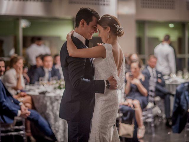 La boda de Giulia y Nacho en Valencia, Valencia 104