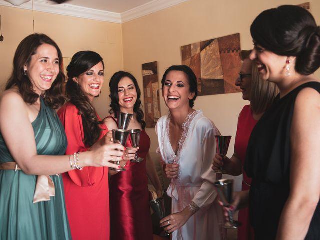 La boda de Pedro y Nayara en Durcal, Granada 7