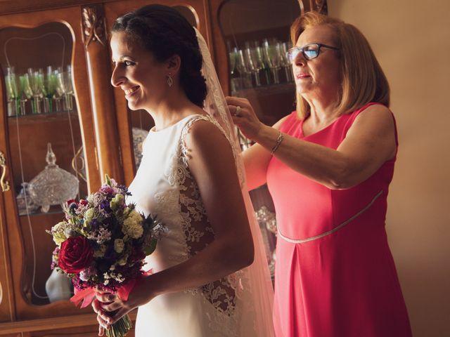 La boda de Pedro y Nayara en Durcal, Granada 11