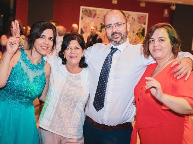 La boda de Pedro y Nayara en Durcal, Granada 17