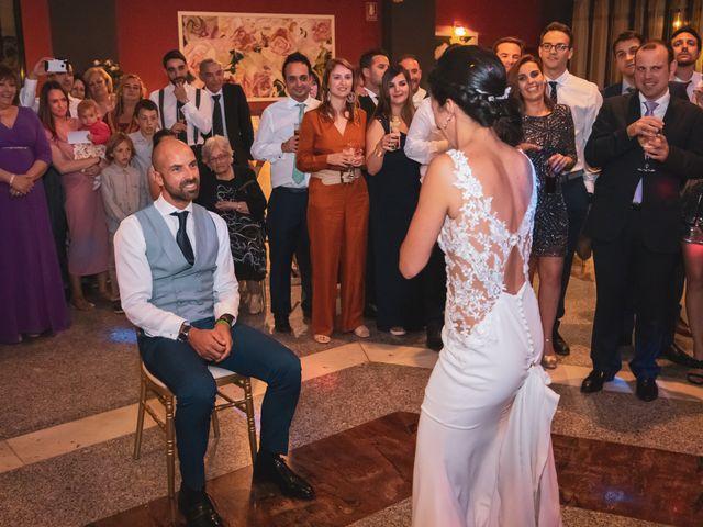 La boda de Pedro y Nayara en Durcal, Granada 20