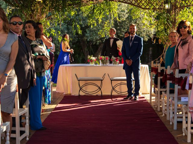 La boda de Pedro y Nayara en Durcal, Granada 21