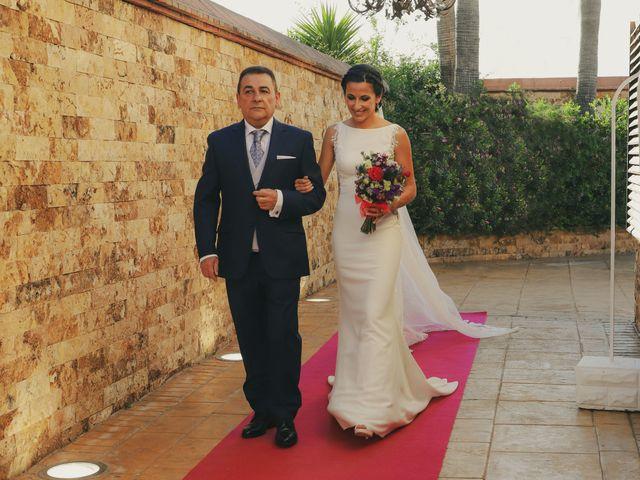 La boda de Pedro y Nayara en Durcal, Granada 22