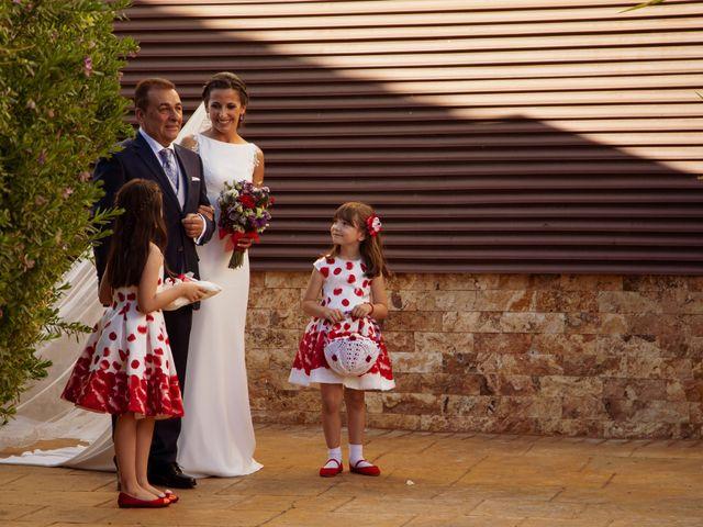 La boda de Pedro y Nayara en Durcal, Granada 23