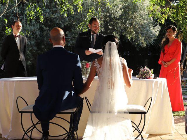 La boda de Pedro y Nayara en Durcal, Granada 26