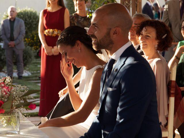 La boda de Pedro y Nayara en Durcal, Granada 30