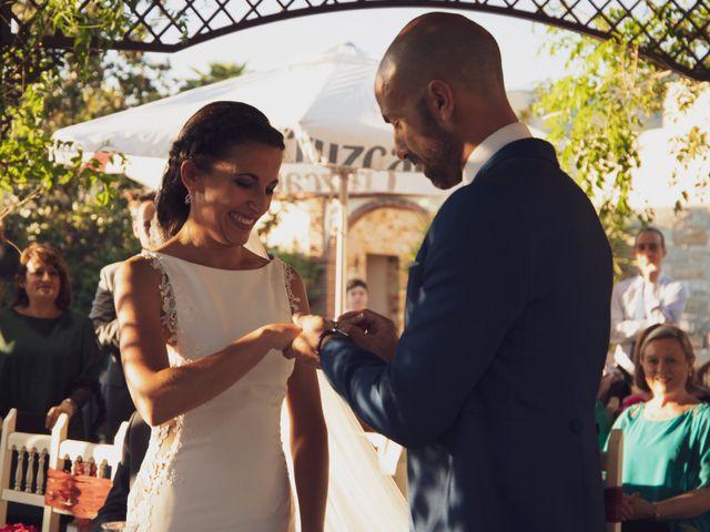 La boda de Pedro y Nayara en Durcal, Granada 31