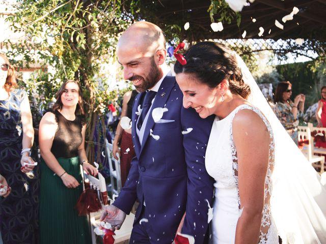 La boda de Pedro y Nayara en Durcal, Granada 33