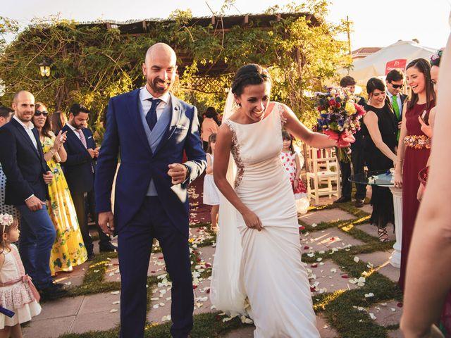 La boda de Pedro y Nayara en Durcal, Granada 34