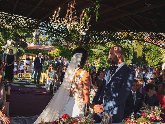 La boda de Pedro y Nayara en Durcal, Granada 36